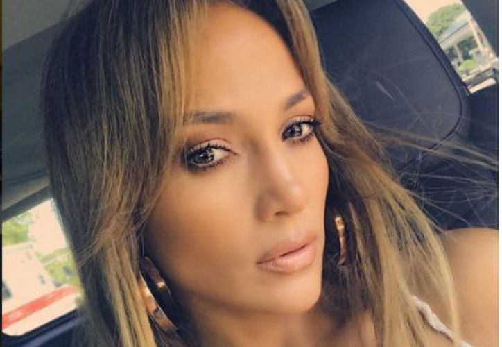 En el próximo disco en español de J.Lo fungirá como productor su ex pareja Marc Anthony. (Foto: Instagram)