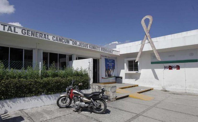 Inspeccionarán 23 hospitales privados y nueve del sector salud en el municipio Benito Juárez, para vigilar los niveles de cloración del agua. (Redacción/SIPSE)