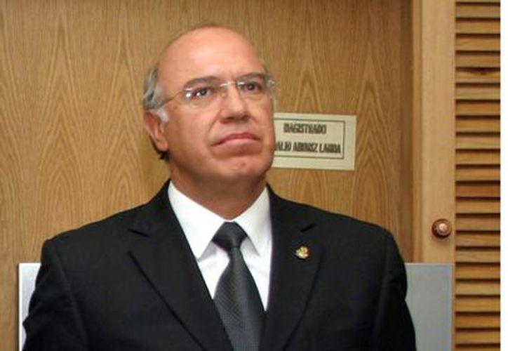 Baráibar llevó el caso del asesinato de Francisco Ruiz Massieu. (Reforma)