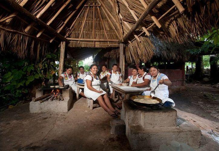El proyecto beneficiará a comunidades mayas de Lázaro Cárdenas. (Adrián Barreto/SIPSE)