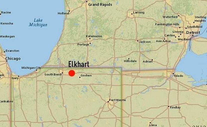 Hasta el momento no se ha dado a conocer la identidad de las víctimas y del victimario del tiroteo en Elkhart, Indiana ni la relación entre ellos. (rt.com)