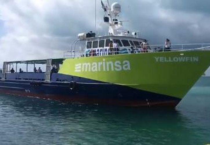 La base de operaciones de esta compañía se encuentra en el puerto de Ciudad del Carmen. (Noti Isla Mujeres)