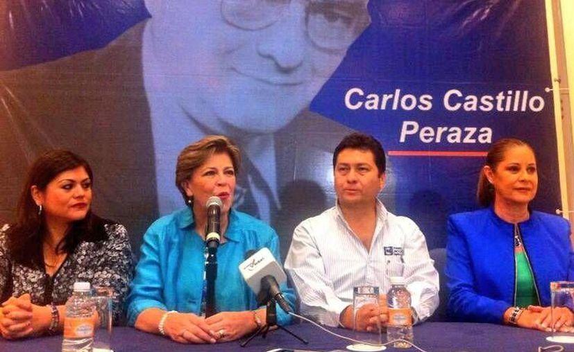 Cecilia Romero dijo que no es necesario que los candidatos a la presidencia panista firmen un pacto de civilidad. (Twitter.com/@CeciliaRomeroc)
