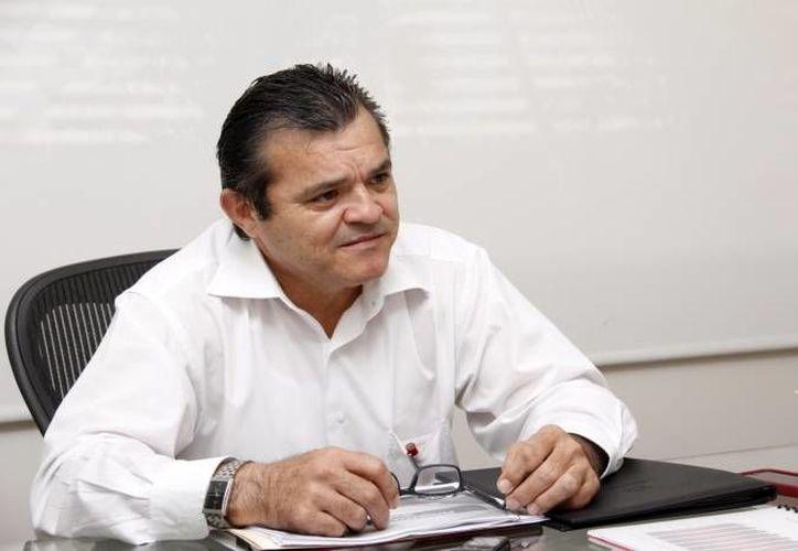 Edgar Conde Valdez invitó a asistir a la Expo Construcción Yucatán 2013, del 6 al 8 de junio. (SIPSE/Archivo)