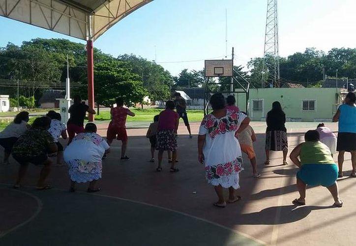 Existen 247 casos de obesidad que se registraron el año pasado en Carrillo Puerto. (José Chi/SIPSE)