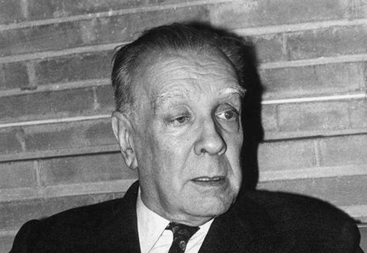 El escritor argentino Jorge Luis Borges falleció en Ginebra el 14 de junio de 1986 a causa de un cáncer hepático. (EFE)