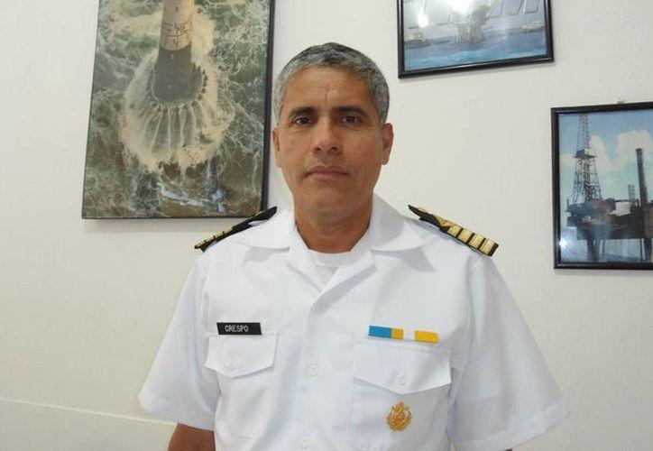 Bernardo Crespo Silva, originario de Puerto Escondido, Oaxaca. (Milenio Novedades)