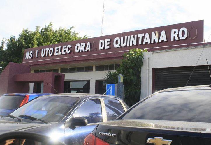 El gasto de los institutos políticos fue de 20.5 millones de pesos.  (Archivo/SIPSE)