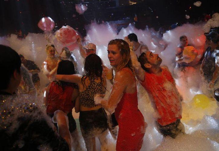 El año pasado más de cuatro millones de turistas llegaron al destino. (Israel Leal/SIPSE)