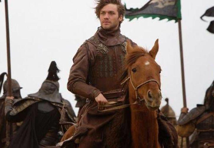 Lorenzo Richelmy da vida a 'Marco Polo' en la serie homónima. (netflixlife.com)