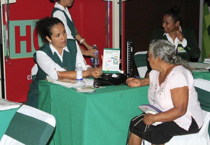 Ahora han creado una uni-fila en medicina general y la aplicación del Triage en el área de urgencias. (Ángel Castilla/SIPSE)