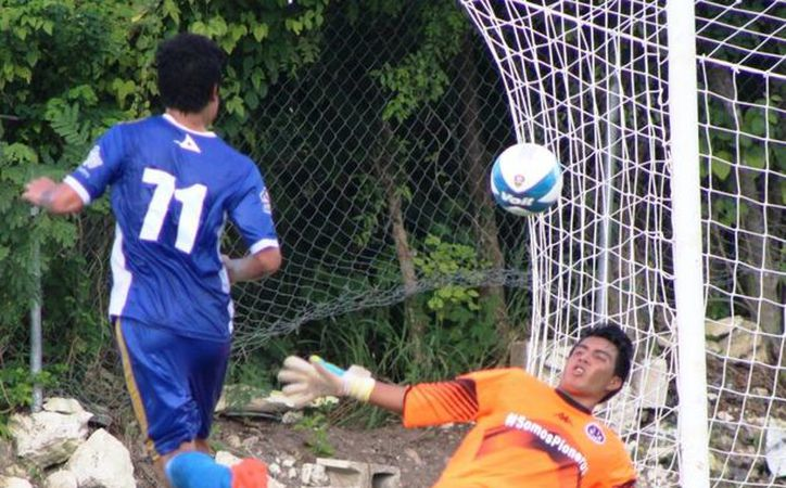 Parecía que el duelo terminaría 1-1 con la consecuente definición del punto extra desde el manchón penal. (Ángel Mazariego/SIPSE)