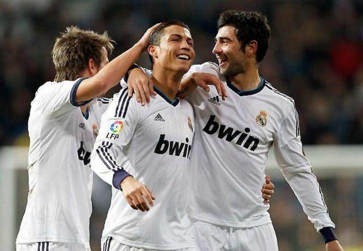 Ronaldo, quien la semana pasada hizo un autogol para el triunfo de Granada, hoy tuvo su revancha. (realmadrid.com)