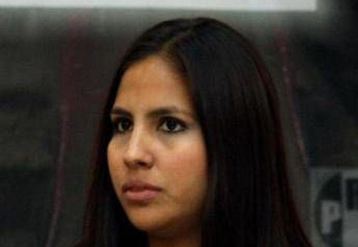 Alaine López dio a conocer las bases para la convocatoria. (Archivo)