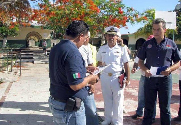 EL director de Protección Civil dijo que también se hará la revisión de escuelas de Nueva Creación. (Foto de Contexto/Internet)