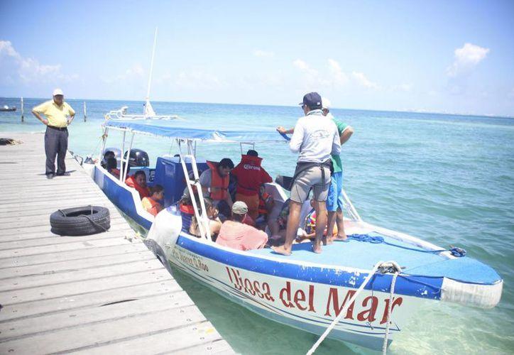 Benefician a 200 familias los trabajos de la Cooperativa del Caribe. (Israel Leal/SIPSE)