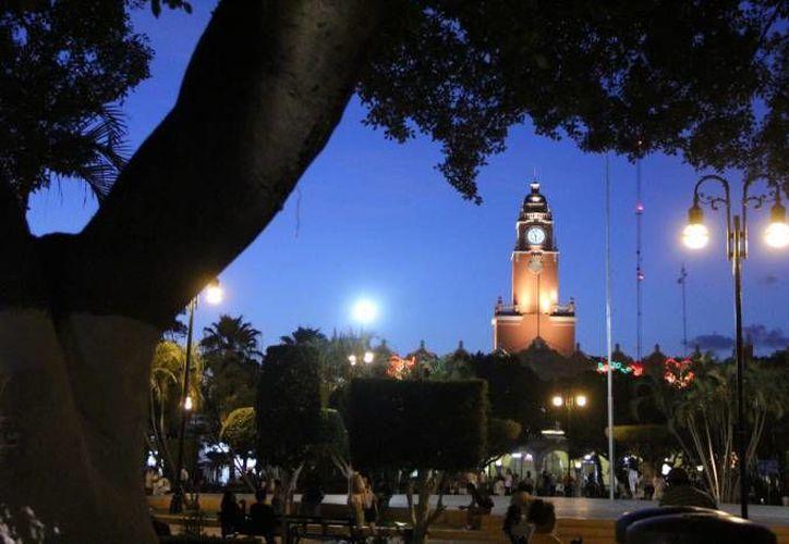 Diarios europeos ubican a Mérida como una de las mejores ciudades para recibir el año 2017. (Foto de archivo de SIPSE)