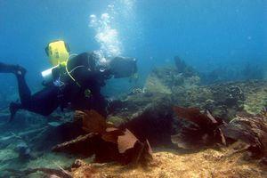 Encuentra INAH restos de buque británico