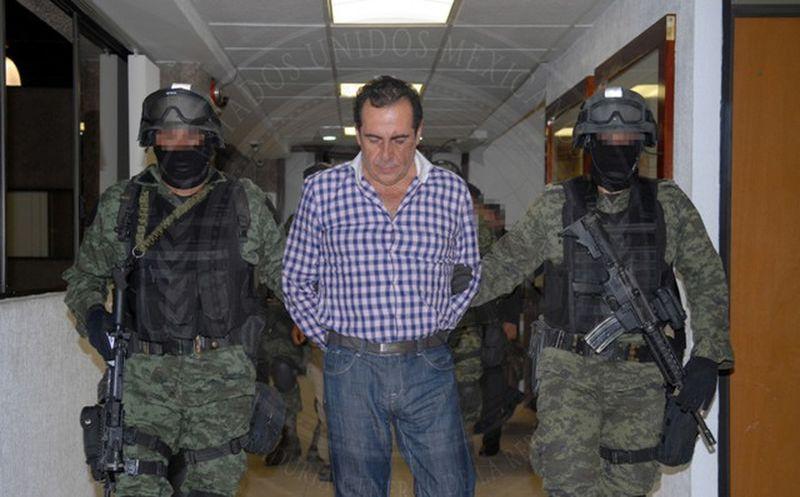 De un infarto, muere Héctor Beltrán Leyva, El H