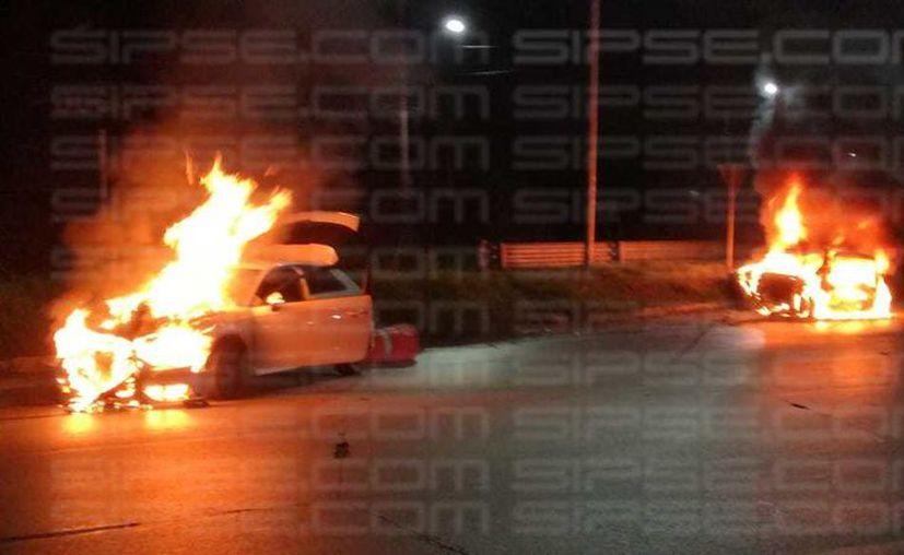 El causante del accidente fue un joven estudiante, quien se encuentra detenido. (Enrique Castro/SIPSE)