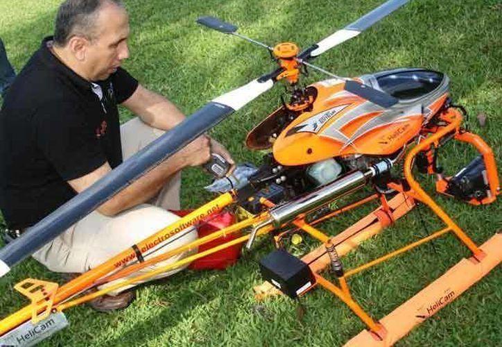 El joven que recibió el golpe del juguete volador falleció en un parque de Brooklyn. (institutocrear.galeon.com)