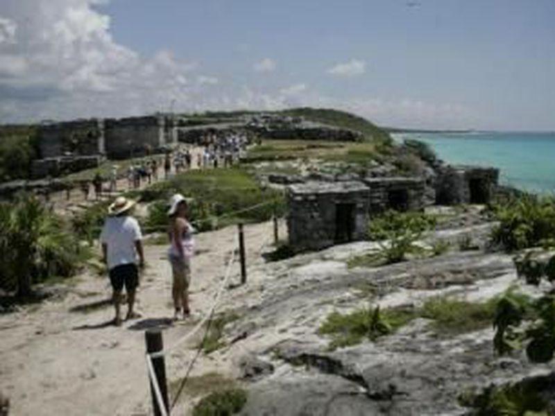 El nuevo aeropuerto ayudará a potenciar el turismo en Quintana Roo. (Redacción/SIPSE)