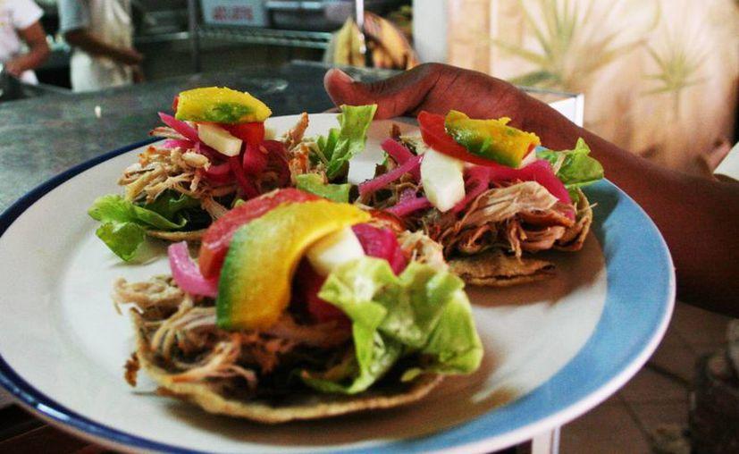 Buscará iniciativa declarar gastronomía yucateca patrimonio estatal. (Milenio)