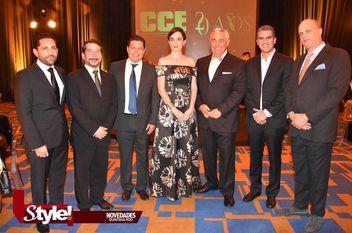 20 aniversario del Consejo Coordinador Empresarial del Caribe