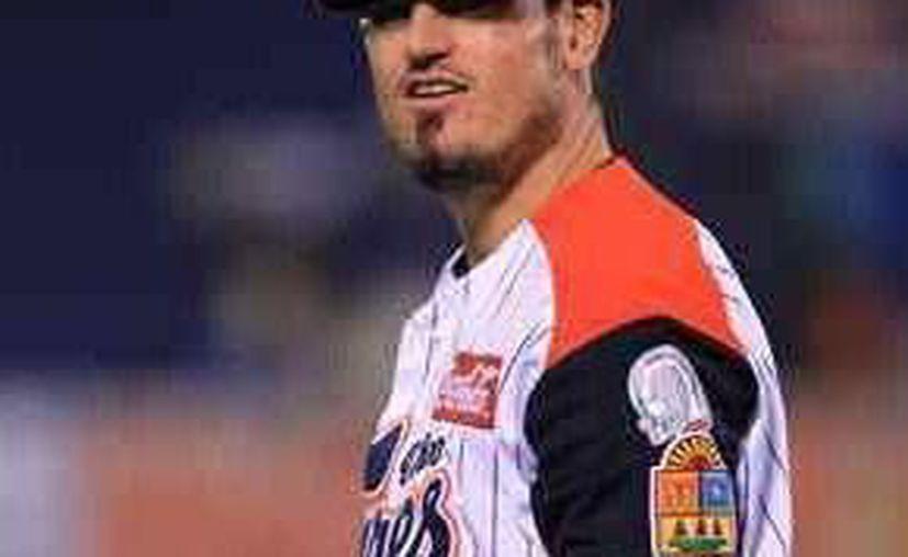 Jorge Cantú recibió el nombramiento por el 'retorno del año'. (Redacción/SIPSE)