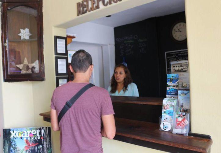 Los pequeños hoteles de Quintana Roo podrán recibir capacitación impartida por la Universidad Italiana. (Adrián Barreto/SIPSE)