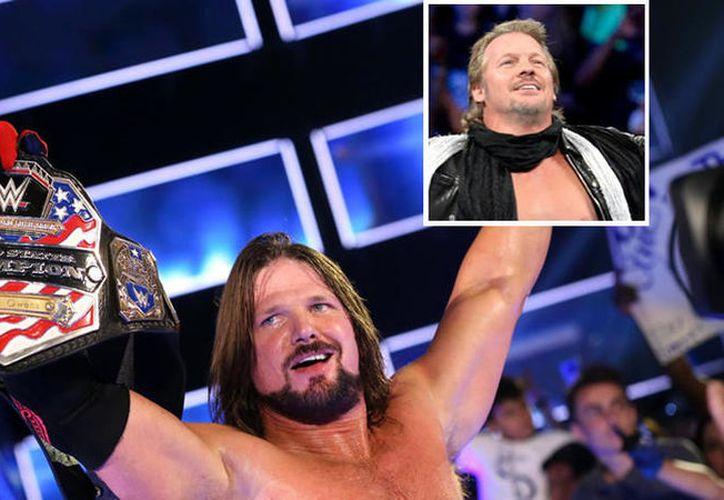 Owens se mostró muy molesto y exigió que la próxima semana haya revancha. (Foto: WWE)