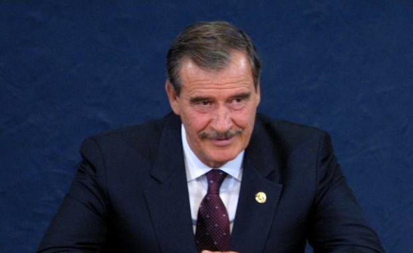 El expresidente planea lanzar la primera marca comercial para la venta de marihuana y abrir el comercio de esta droga con México. (Archivo SIPSE)