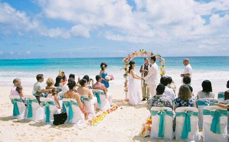 4c236c2a4 La Riviera Maya es uno de los destinos predilectos de las parejas para  contraer nupcias.
