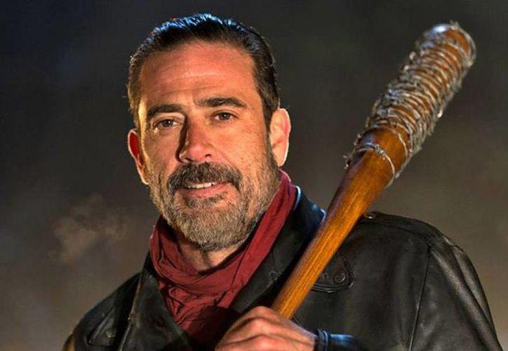 'Negan' es uno de los personajes más importantes de la serie 'The Walking Dead', la cual transmite el canal AMC. (Foto tomada de AMC)