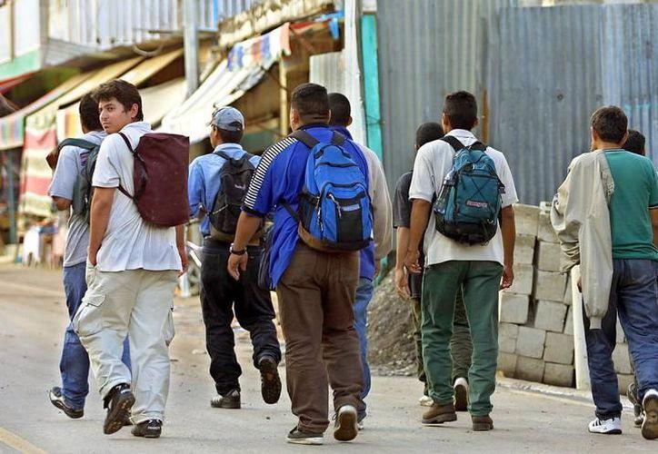 El endurecimiento de las leyes en Estados Unidos ha alertado a los migrantes sobre volver a Yucatán. (SIPSE)