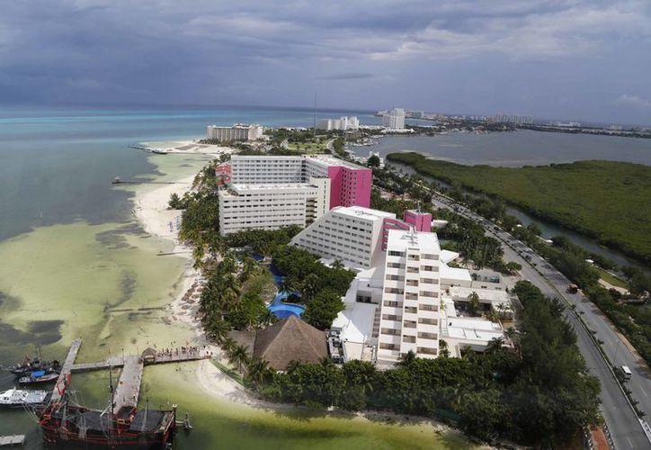 La industria hotelera es una de las más importantes para el país y el Estado. (Redacción/SIPSE)
