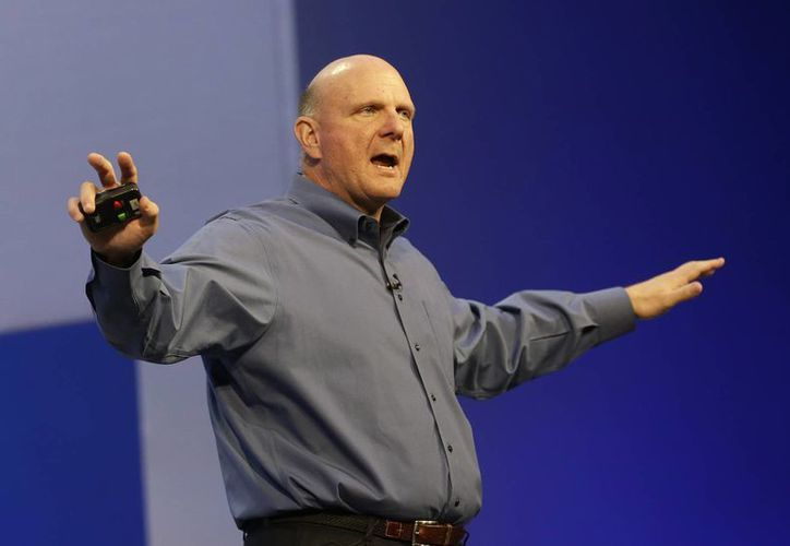 Ballmer considera que la actualización más reciente de Windows combina el viejo sistema con la nueva interfaz. (Agencias)
