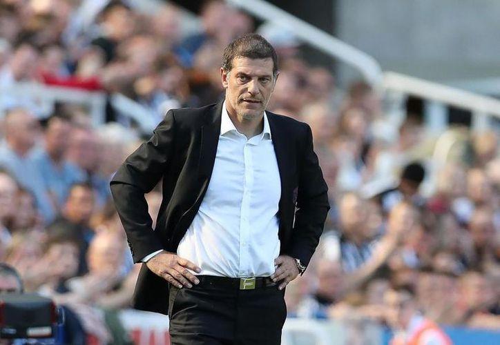 El club inglés West Ham ha despedido al entrenador croata Slaven Bilic. (Contexto/Internet).