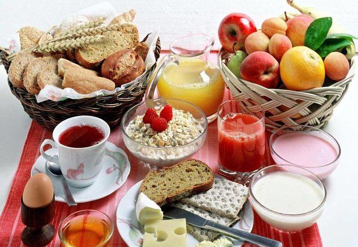 El desayuno es la comida más importante del día por eso recomiendan elegir bien lo que se come al empezar la rutina diaria. (Contexto/Internet)