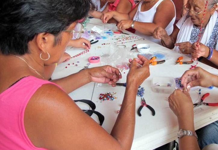 Yucatecas mostrarán sus productos y creaciones en una expo. (Milenio Novedades)