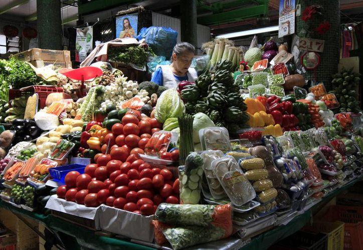 El índice de precios subyacente aumentó 0.22 por ciento, presionado por un incremento del 0.13 por ciento en los precios de las mercancías. (Archivo/Notimex)