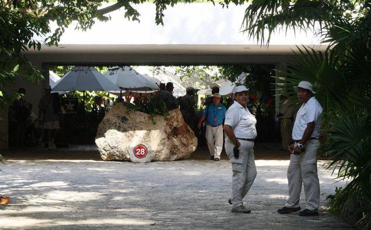 El grupo Xcaret espera poder iniciar la constricción de su proyecto 'centro cultural y deportivo' en cinco años aproximadamente. (Octavio Martínez/SIPSE)