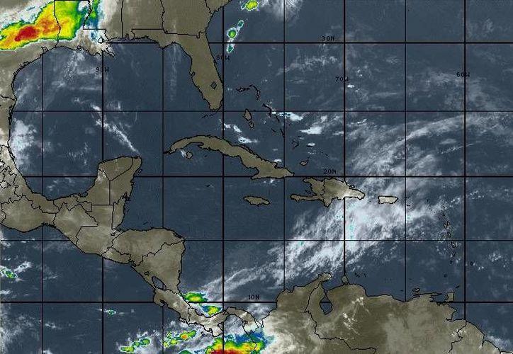 En Cancún se espera que la temperatura descienda a 25 grados. (Cortesía/SIPSE)
