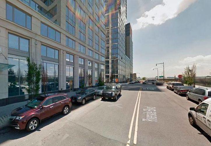 Nueva York tendrá un edificio Riverside Boulevard (imagen) en el que ricos y pobres no se mezclarán. (Imagen de contexto/Google Maps)