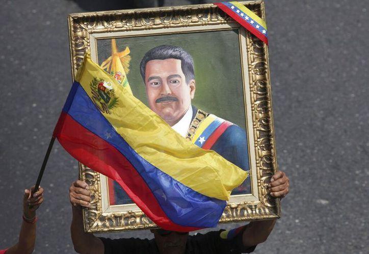 Estas declaraciones se producen en medio de la reapertura de un proceso de diálogo entre el Gobierno venezolano y la oposición. (AP Photo/Boris Vergara, File)