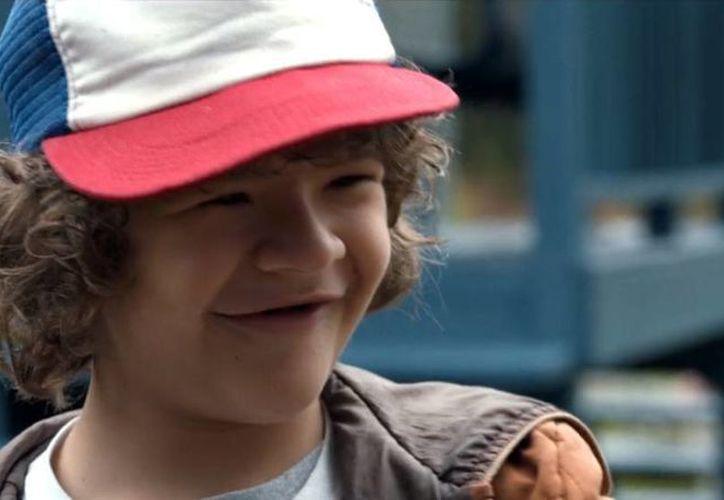 'Dustin' ha cautivado a los seguidores de 'Stranger Thigs', principalmente por su humor y por un padecimiento muy poco conocido. (Netflix)