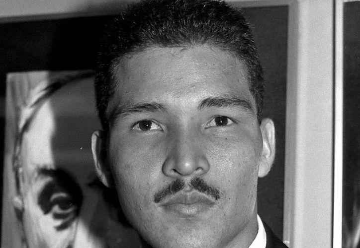 El jugador panameño de fútbol Rommel Fernández, primer ganador del Trofeo EFE, que se entrega al mejor futbolista latinoamericano de la liga española. (EFE/Archivo)