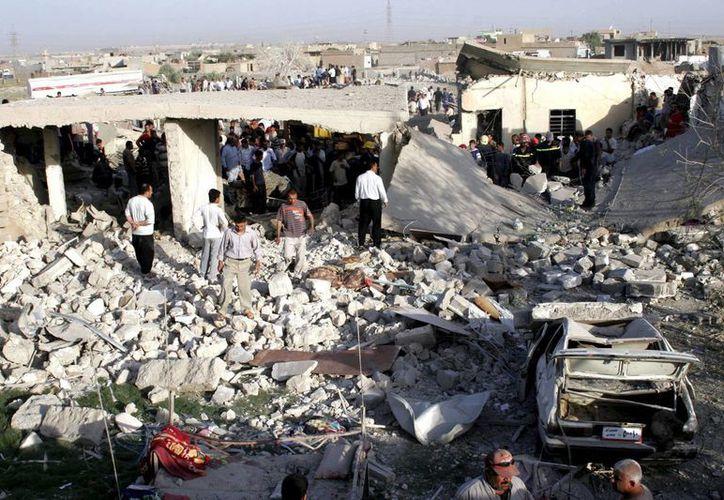 La ciudad de Mosul es la capital de facto y principal bastión del grupo terrorista en Irak, que el EI tomó en 2014 y que ahora intenta serle arrebatado por fuerzas iraquíes. (EFE/Archivo)