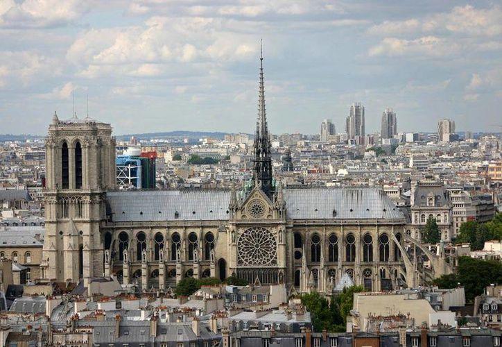El sitio histórico recibe la visita de 13 millones de personas anualmente. (Internet)