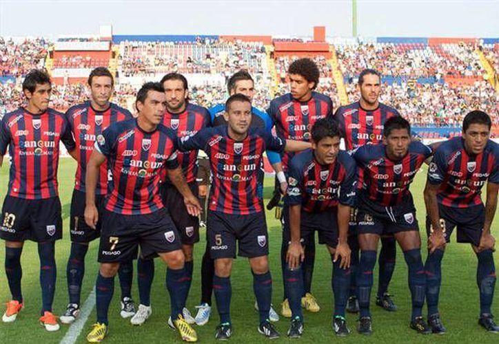Los Potros de Hierro del Atlante viajarán a la ciudad de Oaxaca para enfrentarse al equipo Alebrije. (Redacción/SIPSE)